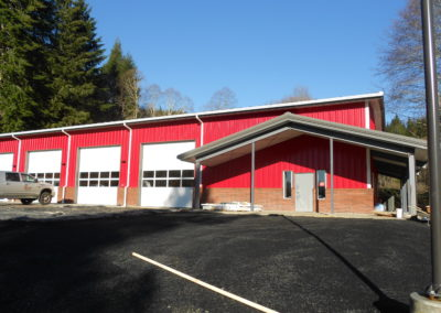 Grays River Fire Station