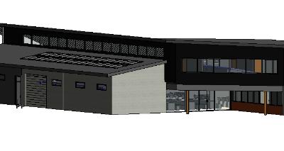 C.OR.E. Multi-Tenant Building