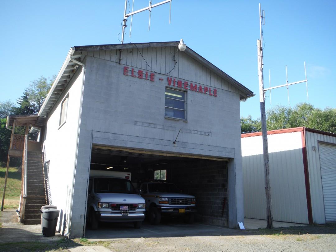Elsie Fire Station Seismic Evaluation