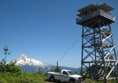 Hickman Butte Lookout Tower